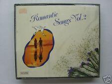 原裝正版 - Romantic Songs Vol.2 C D (2 DISCS)