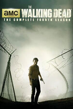Brand New Still Sealed The Walking Dead: Season 4 (DVD, 2014, 5-Disc Set)