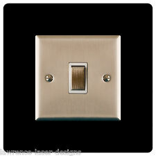 Gloss Black Light Switch Surround Finger Plate Panel Cover - FREE UK POSTAGE