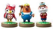 Celeste Lottie Amiibo Animal Crossing Series For Nintendo Switch 3 Pack 3E