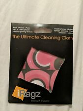 Iragz Pink Ultimate Cleaning Cloth