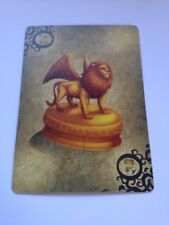Statue Of The Wind Spare / Replacement Card For Gamewright Forbidden Island Game