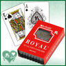 Playing Cards Plastic Decks Card Games Deck Poker Waterproof