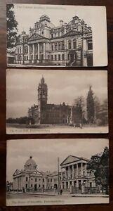 South Africa  - 3 Pietermaritzburg postcards
