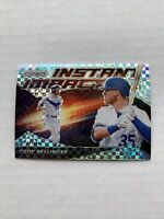 CODY BELLINGER 2020 Panini Prizm Instant Impact Prizms Power Plaid /75