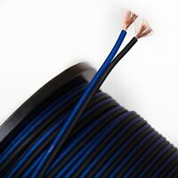25M 12 AWG GAUGE SPEAKER WIRE CABLE OVERSIZED 4MM2 25 METRES