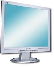 MONITOR COMPUTER LCD PHILIPS 170S7FS /  17'' POLLICI