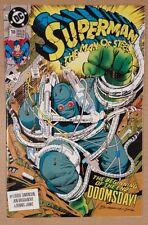 Superman Man of Steel NM 1st Appearance of Doomsday