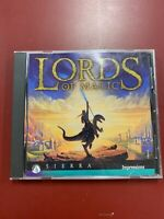 LORDS OF MAGIC (Sierra Computer Game) 1997