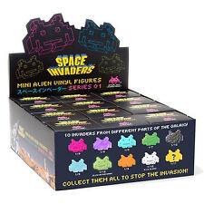 Space Invaders Series 1 Mini Alien Blind Box Vinyl Figure NEW Toys 1 Figure