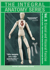 Integral Anatomy Gross Dissection Video on DVD - Vol 3 Cranium Visceral Fasciae
