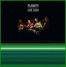 Planxty - Live 2004 (NEW CD)
