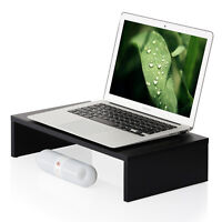 Computer Monitor Riser 16.7 inch Laptop Stand Desktop Stand with Plastic Cover