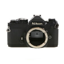 Nikon Fe 35mm Roll Camera Body, Black Manual focus (only) *Bg*