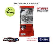 YAMAHA SNOWMOBILE DRIVE V BELT APEX NYTRO VECTOR 8DN-17641-01-00 FREE STICKER