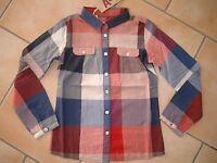 (C114) American Outfitters Girls Bluse A-Form geschnitten Brust Taschen gr.140