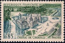Francia / France. 1969. 0,85 Francia. Chateau de Chantilly (Nuevo/New)