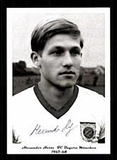 Alexander Hertz Autogrammkarte Bayern München Spieler 60er Jahre Original Sign