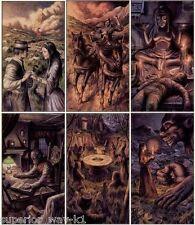 Tarot Dark Grimoire Necronomicon 78 Fortune New Sealed Cards Deck FREE TRACKING