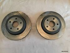 Rear Brake Discs SET for Jeep Grand Cherokee WK 2005-2010 SRT-8 ONLY BBD/WK/001A