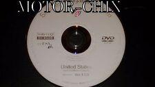 2014 UPDATE 06 07 2008 2009 ACURA SPORT PKG MDX NAVIGATION MAP CD WHITE DVD ROM