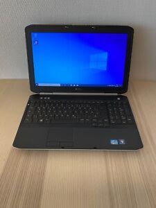 Dell Latitude E5520 - 15,6 Zoll / 256GB / 4GB RAM / Win10 Pro - GUT! Z561