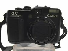 CANON PowerShot G11 10.0MP Digital Camera	buy it now 44.99