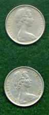 YOU GET 2  Australia / 5 Cents / 1966 / Coins