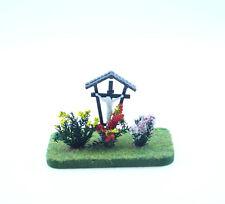 Jordan H0: Kleines Marterl mit blühenden Büschen (JO 31) - NEU