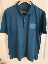 Boss Polo Shirt Size XL (between armpit 23 inches)