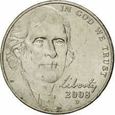 [#430841] Coin, United States, Jefferson large facing portrait - Enhanced