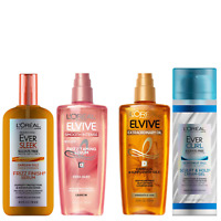 L'Oreal Elvive Leave in Treatments Frizz Taming Serum Or Extraordinary Oil Deep