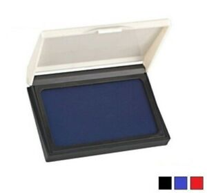 Stempelkissen Farbkissen getränkt 100 x 75 mm Kunststoff Farbe wählbar