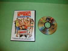 American Pie Presents: The Naked Mile (DVD, 2006, Unrated, Widescreen)