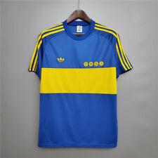 Maglia Calcio Vintage Football Shirt Boca Juniors Jersey 1981/82