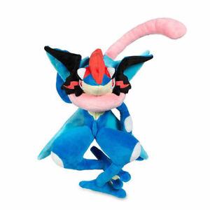 "New Sun/Moon GO Plush Ash-Greninja 11"" Soft Toy Stuffed Animal Doll"