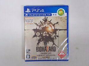 PlayStation4 -- Residint Evil 7 -- New. PS4. JAPAN GAME. 64941