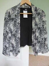 H&M Waist Length Coats & Jackets without Fastening for Women