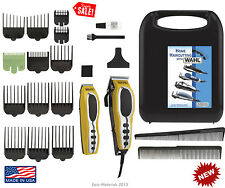 Home Hair Cutting Kit Clipper Professional Trimmer Cut Barber Salon Machine Men