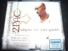 2Pac / Tupac ‎– Loyal To The Game (Australia) CD – Like New