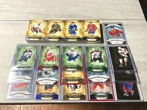 2020-21 UPPER DECK ARTIFACTS - BASE - ROOKIES - PARALLELS - YOU PICK NHL HOCKEY