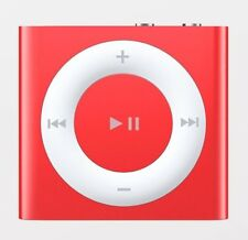 Apple iPod shuffle 4th Generation (PRODUCT) RED Red (2 GB)