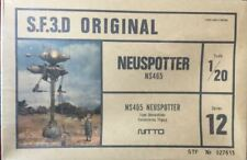 NITTO S.F.3.D ORIGINAL NEUSPOTTER