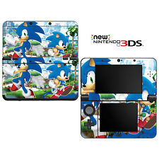 Vinyl Skin Decal Cover for Nintendo New 3DS - Sonic Generations The Hedgehog