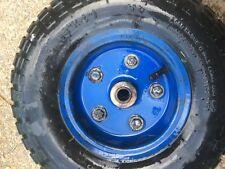 4 inch rubber wheel