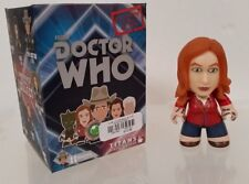 Titans Doctor Who Good Man collection Amy Pond red shirt vinyl figure 1/20