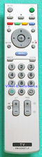 Sony BRAVIA RM-ED007 LCD original look replacement remote control