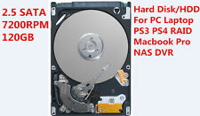 """120 GB HDD 2.5""""SATA 7200 RPM Hard Drive for Sony PS4 Macbook MacBook Pro"""