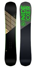 NO RESERVE > Nidecker Play WIDE Men's Snowboard, 149cm MIDWIDE > $249 BRAND NEW