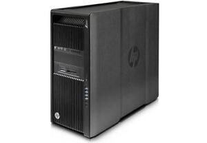 HP Z840 Xeon E5-2603v4 1.7GHz 16GB DDR4 Quadro M2000 SSD 256GB Win 10 Pro